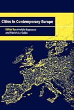 Cities in Contemporary Europe af Patrick Le Gales