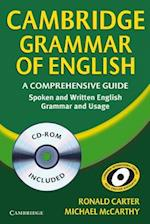 Cambridge Grammar of English Paperback with CD-ROM af Ronald Carter, Michael McCarthy