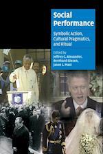 Social Performance (Cambridge Cultural Social Studies)