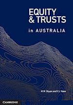 Equity and Trusts in Australia