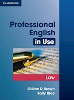 Professional English in Use (Professional English in Use)
