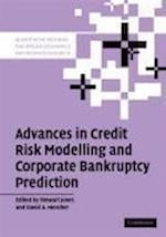 Advances in Credit Risk Modelling and Corporate Bankruptcy Prediction (Quantitative Methods for Applied Economics and Business Research)