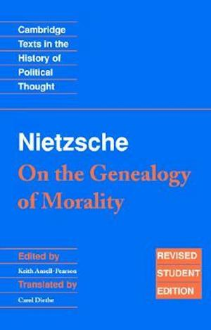 nietzsche genealogy of morals 3rd essay