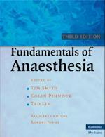 Fundamentals of Anaesthesia af Robert Jones, Colin A Pinnock, Ted Lin