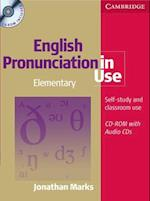 English Pronunciation in Use Elementary Book with Answers, 5 Audio CDs and CD-ROM af Sylvie Donna, Jonathan Marks