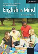 English in Mind Level 4 Student's Book and Workbook with Audio CD/CD-ROM Italian Edition