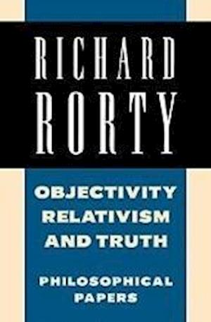 Richard Rorty: Philosophical Papers Set 4 Paperbacks