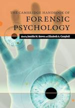 The Cambridge Handbook of Forensic Psychology af Jennifer Brown, Elizabeth A Campbell, Jennifer M Brown