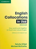 English Collocations In Advanced Use af Felicity O Dell, Michael McCarthy