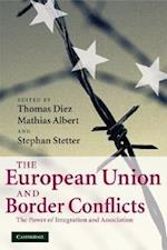 The European Union and Border Conflicts af Mathias Albert, Thomas Diez, Stephan Stetter
