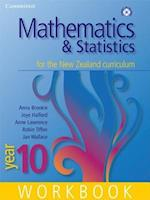 Mathematics and Statistics for the New Zealand Curriculum Year 10 First Edition Workbook and Student CD-ROM af Anne Lawrence, David Greenwood, David Robertson