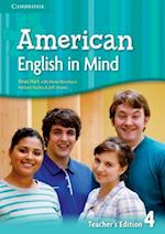 American English in Mind Level 4 Teacher's Edition af Peter Lewis Jones, Herbert Puchta, Mario Rinvolucri