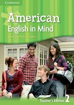 American English in Mind Level 2 Teacher's Edition af Mario Rinvolucri, Herbert Puchta, Brian Hart