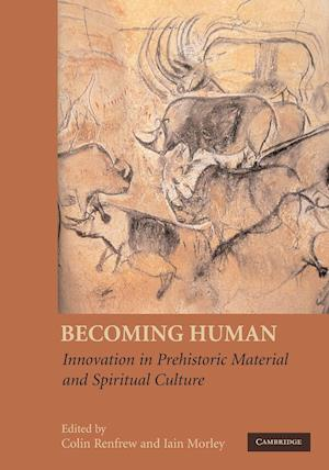 Bog, paperback Becoming Human af Iain Morley, Colin Renfrew