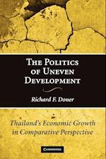The Politics of Uneven Development af Richard F Doner