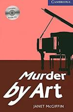 Murder by Art [With 3 CDs] af Janet McGiffin