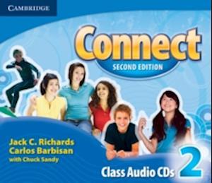 Connect Level 2 Class Audio CDs (2)