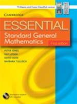 Essential Standard General Maths with Student CD-ROM TIN/CP Version (Essential Mathematics)