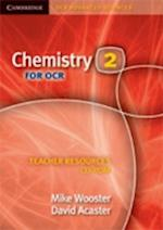 Chemistry 2 for OCR Teacher Resources CD-ROM (Cambridge OCR Advanced Sciences)
