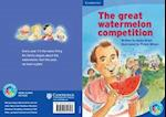 Rainbow Reading Level 5 - Pattern: The Great Watermelon Competition Box B af Helen Brain