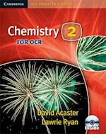 Chemistry 2 for OCR Student Book with CD-ROM (Cambridge OCR Advanced Sciences)