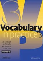 Vocabulary in Practice 3 (In Practice Cambridge University Press)