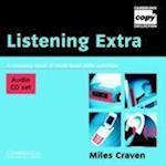 Listening Extra Audio CD Set (2 CDs) (Cambridge Copy Collection)