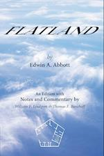 Flatland af William F Lindgren, Edwin A Abbott, Edwin Abbott Abbott