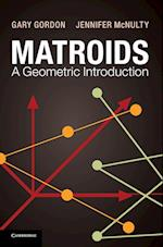 Matroids: A Geometric Introduction af Gary Gordon