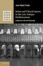Saints and Church Spaces in the Late Antique Mediterranean (Greek Culture in the Roman World)