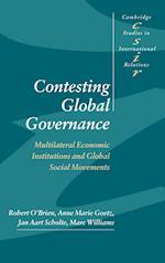 Contesting Global Governance af Phil Cerny, Joseph M Grieco, Marc Williams