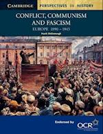 Conflict, Communism and Fascism af Richard Brown, David Smith, Frank Mcdonough