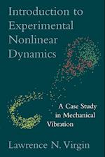 Introduction to Experimental Nonlinear Dynamics