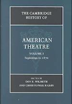The Cambridge History of American Theatre 3 Volume Hardback Set (CAMBRIDGE HISTORY OF AMERICAN THEATRE)