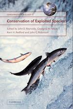 Conservation of Exploited Species (Conservation Biology, nr. 6)