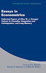Essays in Econometrics (Econometric Society Monographs, nr. 33)