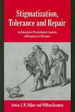 Stigmatization, Tolerance and Repair (Studies in Emotion and Social Interaction)