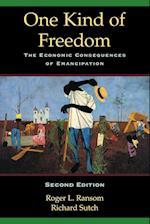 One Kind of Freedom af Richard Sutch, Roger L. Ransom