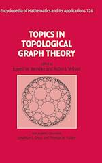 Topics in Topological Graph Theory (ENCYCLOPEDIA OF MATHEMATICS AND ITS APPLICATIONS, nr. 128)