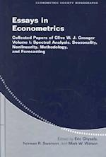 Essays in Econometrics 2 Volume Hardback Set (Econometric Society Monographs, nr. 32)