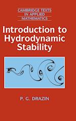 Introduction to Hydrodynamic Stability (Cambridge Texts in Applied Mathematics, nr. 32)