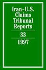Iran-U.S. Claims Tribunal Reports: Volume 33 (Iran-U.S. Claims Tribunal Reports, nr. 33)