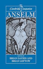 The Cambridge Companion to Anselm