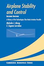 Airplane Stability and Control (Cambridge Aerospace Series, nr. 14)
