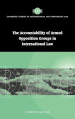 Accountability of Armed Opposition Groups in International Law (Cambridge Studies in International And Comparative Law, nr. 24)