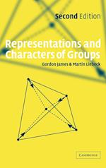 Representations and Characters of Groups af Gordon James, Martin Liebeck