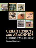 Urban Insects and Arachnids af William Robinson