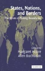States, Nations and Borders