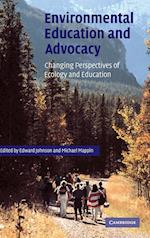 Environmental Education and Advocacy af Michael J Mappin, Edward Johnson