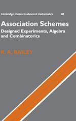 Association Schemes (CAMBRIDGE STUDIES IN ADVANCED MATHEMATICS, nr. 84)